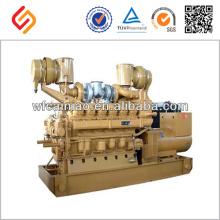 Série 190 de 4 tempos inline refrigerado a água pequeno gerador diesel motor