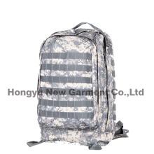 Fábrica de alta qualidade personalizado Camuflagem ao ar livre Tactical Military Backpack (HY-B010)