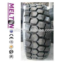 durável barato novo radial otr pneu 23.5R25 corte resistência BDTS