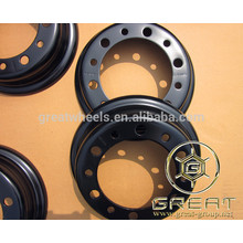 high quality Split/ 2-PC Forklift Truck Wheels