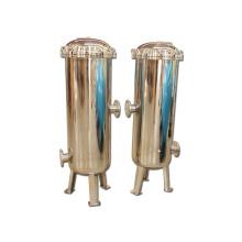 Ultrafiltro de acero inoxidable filtro de cartucho de PP para la industria de la bebida