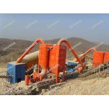 Pulse Jet Cleaning System Fabric Bag Dust Collector