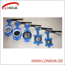 Wenzhou Wafer Type Butterfly Valve with Good Price