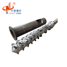 Silicon Rubber Screw Barrel for cable extruder