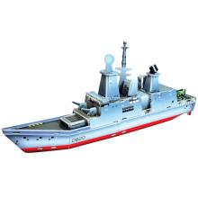 3D rompecabezas de fragata