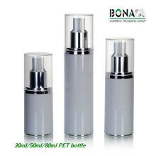 80ml bouteille chaude airless cosmétique vide de vente