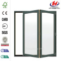 W-4500 Series Right-Hand Folding Wood Patio Door