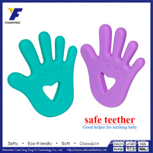 Owl Shaped Soft Silicone Baby Teether