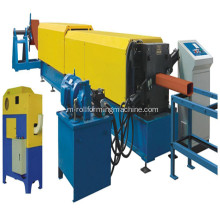 Down Pipe courbe Machine