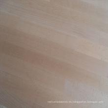 Tablero de unión con dedos de madera de haya (encimeras)