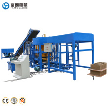 Factory concrete solid block brick manufacturers making machine buyer price