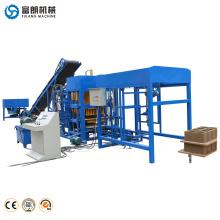 Fabricantes de tijolo bloco concreto sólido fábrica que faz a máquina preço comprador