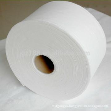 100% viscose nonwoven fabric rolls hydrophilc customized type