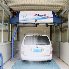 Touchfree automatic car wash machine Leisuwash 360 mini