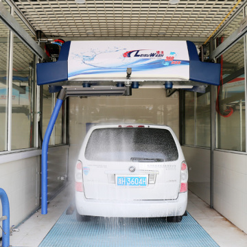 Lavadora de autos automática Touchfree Leisuwash 360 mini