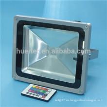 El poder más elevado AC100-240v llevó el reflector ligero al aire libre 30w de rgb llevado