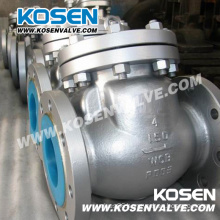 Cast Steel Swing Check Valve (H44)