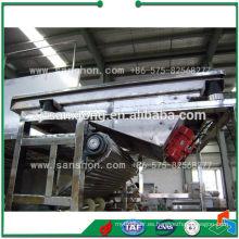 Modelo LSZ Máquina de congelación rápida fluidizada
