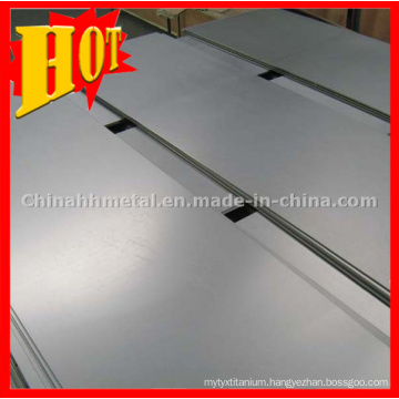 Bright and Smooth Surface Pure Titanium Plate