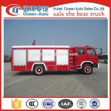Hottest sale Dongfeng 5000liters airport fire truck