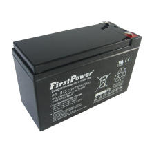 AGM  Medical Equipment Reserve Battery 12v7.5AH