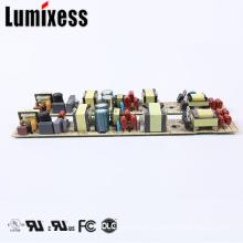 El metal de la UL cUL FCC 12v 18v 19v 650ma 60W llevó la fuente de alimentación para la lámpara linear