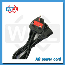 Factory Wholesale UK power cord	for xbox