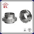 304 / 316L Sanitär Edelstahl Montage DIN 11851 Union