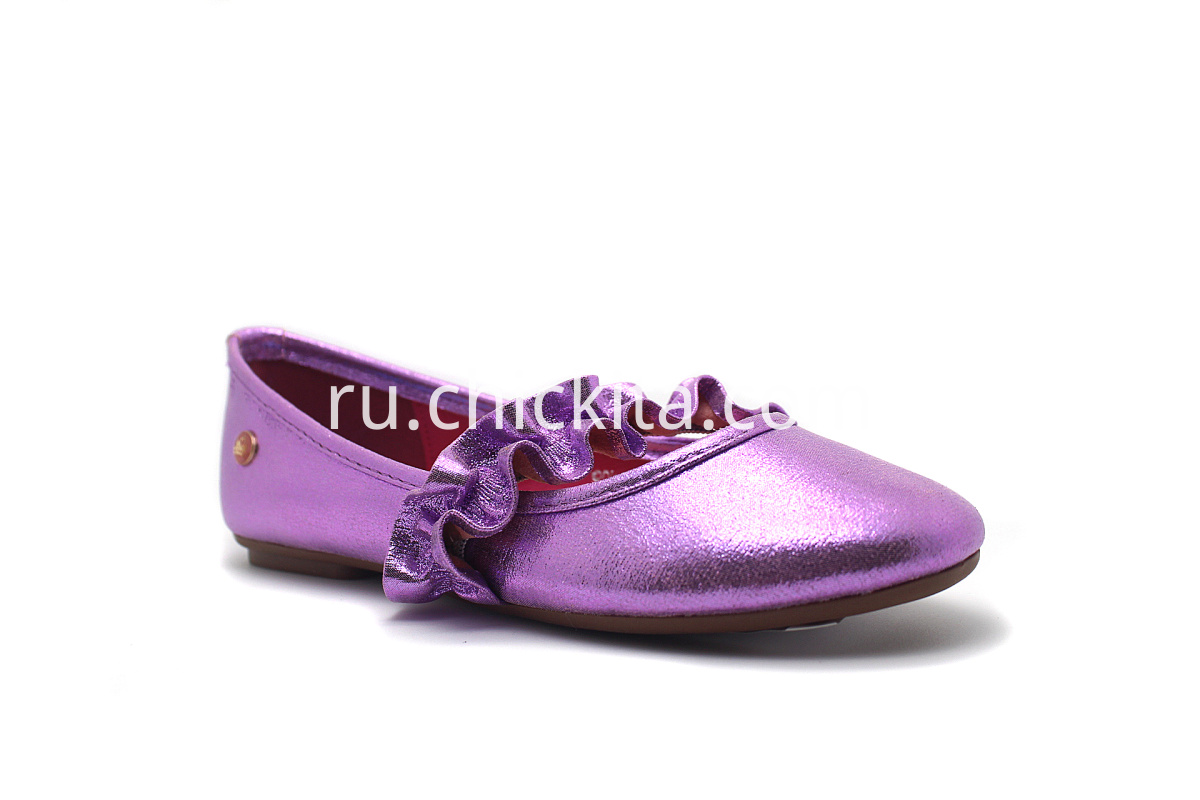 Girl's Fashiionalbe Flats Shoes