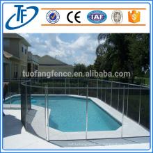 Pool Zaun - Durable und High Security Zaun