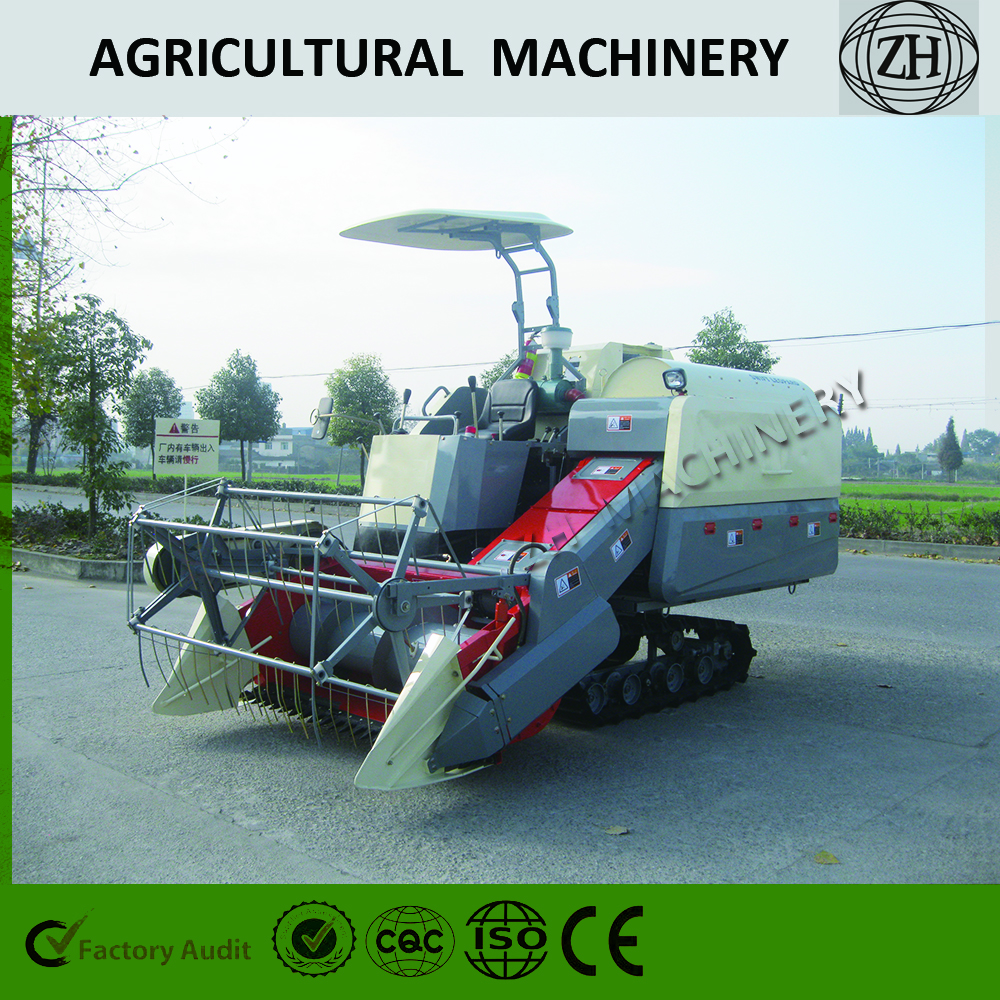 2.0m Cutting bar. Menggabungkan Soybean Harvester