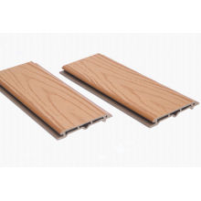112x15mm Interior Wpc Wall Panel Outdoor Flooring / Composite Cladding Panel