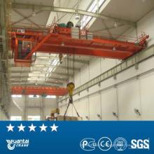Devoir lourd atelier câble Double poutre Overhead Crane en vente