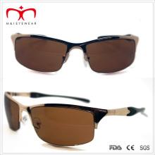 Мужские спортивные спортивные солнцезащитные очки с храмом Весны (WSP-7)