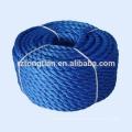 Cordón de cuerda de 3 hilos PP
