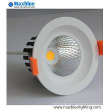 140mm Lochgröße Eingebautes LED-Licht 35W 3000lm