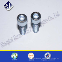 iso9001 m12 hex socket head bolt din912