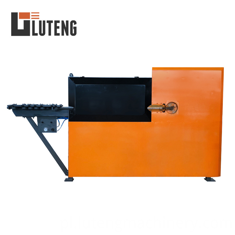 Concrete Steel Bar Rebar Angle Bender Machine