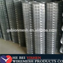 Malla de alambre soldada galvanizada de alta calidad (fábrica directa)