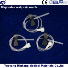 Needle Scalp Vein Needle 22g (ENK-TPZ-017)