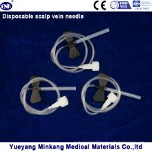 Disposable Scalp Vein Needle 22g (ENK-TPZ-017)