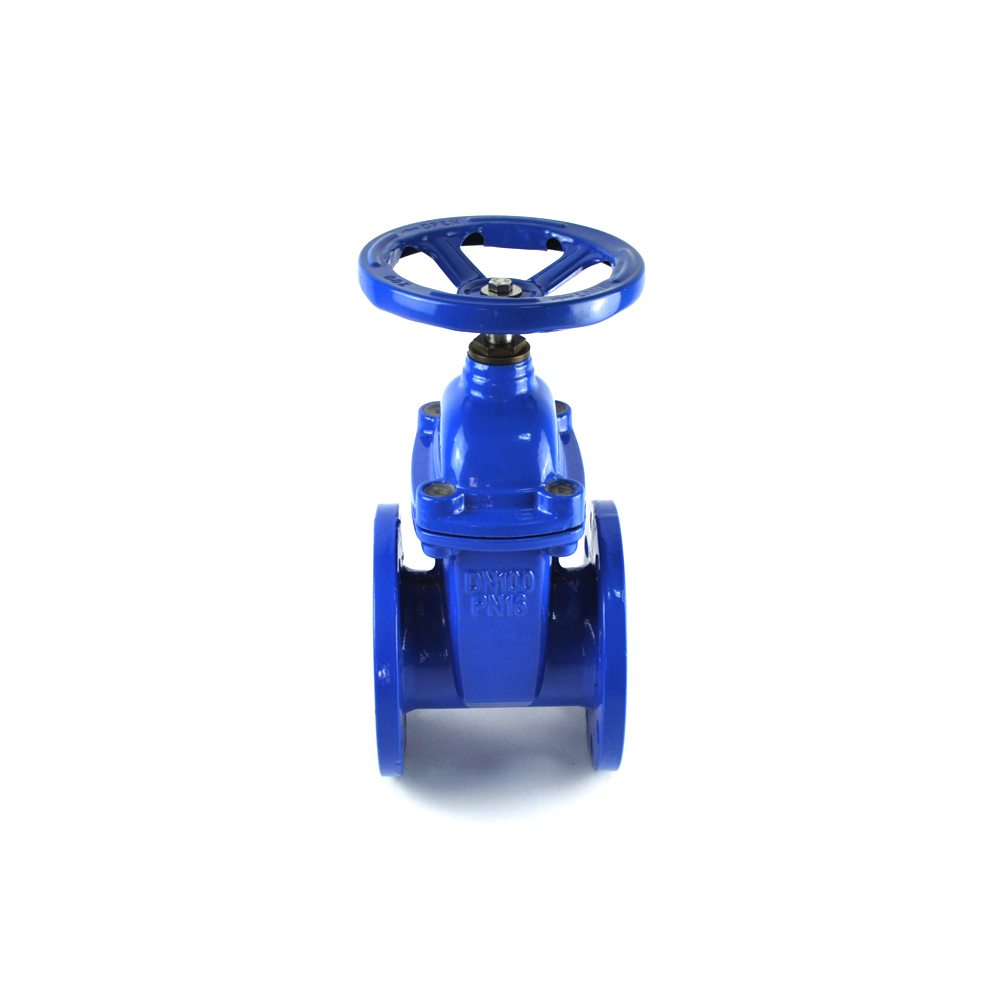 Alibaba supplier wholesales cast carbon steel gear box water mud forged gate valve dn 300