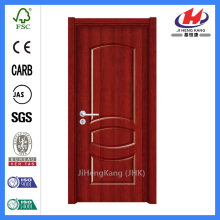 *JHK-MD12 Interior House Doors Melamine Panel Interior Doors Contemporary Doors Skin