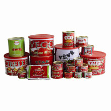 Buying Size 70g to 4500g Tomato Paste with 28-30% Brix