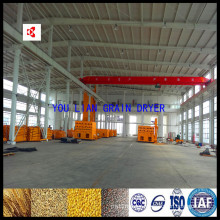 Re-Circulating Batch Wheat Drying Machinery