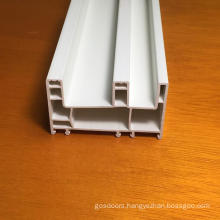 Three Tracks Pvc Profiles