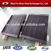 plant custom made aluminum bar&plate universal oil radiator