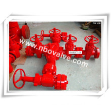 API 6A Oil Christmas Tree Choke Valve (L44Y)