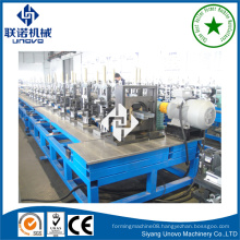 automatic rolling machine to form scaffold walking board for construction