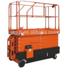 Недавно широко использована 1 тонна авто-переноски гидравлический подъемный стол для продажи